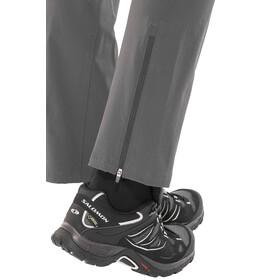 Haglöfs Lizard - Pantalones de Trekking Mujer - gris